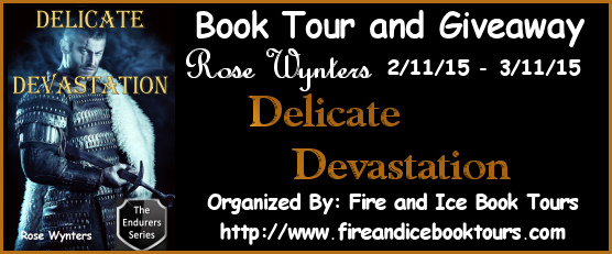 DELICATE DEVASTATION Blog Tour & Giveaway