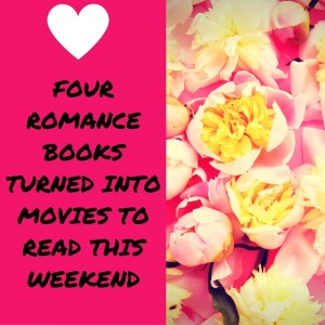 four romance books movies