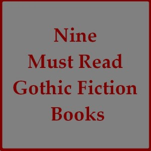 nine must read gothic fiction books