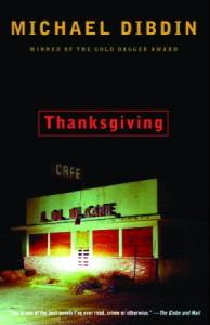 thanksgiving michael dibdin