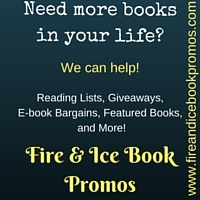 Fire and Ice Book Promos