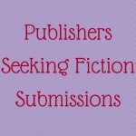 publishers seeking submissions
