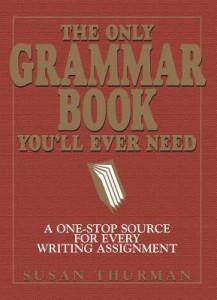 the only grammar book