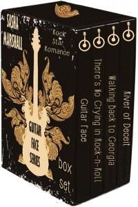 guitar face box set