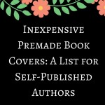 inexpensive premade book covers