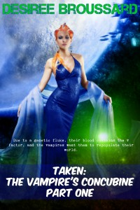taken vampire concubine 1 cover new