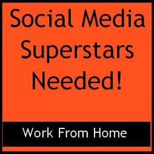 social media superstars needed