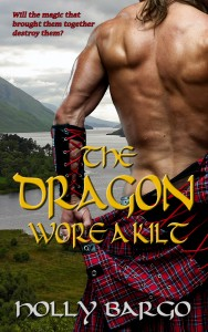 the dragon wore a kilt