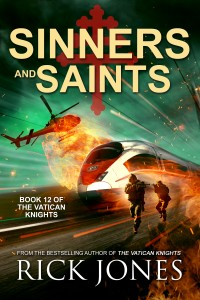 Sinners and Saints Book