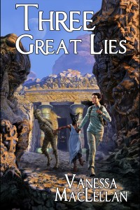 three great lies book