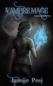 Vampire Mage Cover