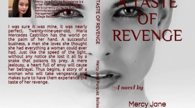 A taste of revenge full cover