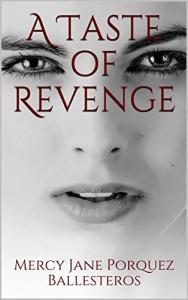 a taste of revenge front cover