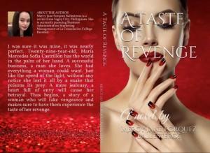 a taste of revenge second cover