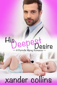 his deepest desire xander collins