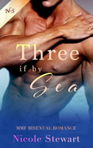 three if by sea nicole stewart